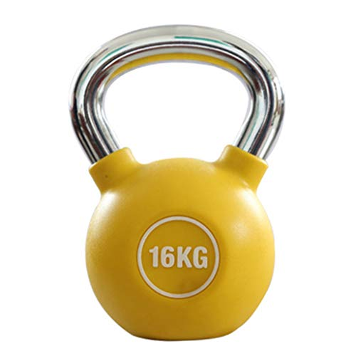 FOLA Músculo de Acero Kettlebell Hombres Mujeres Home Fitness Pesas B