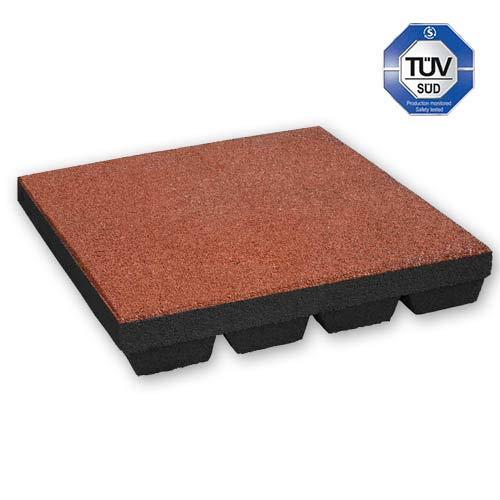 Bodenplatte dämpfend 50 x 50 cm 45 mm dick