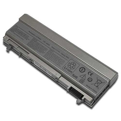 New E6400 Battery for Dell Latitude E6510 Precision M2400 M4400, fits P/N: F8TTW PT434 PT437 KY266 FU274 FU571 MN632 MP303 MP307 W1193 KY477[11.1V 90Wh]