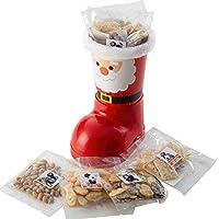 犬のクリスマス 無添加 おやつセット(クリスマスブーツ おやつセット)お菓子 詰め合わせ 2020