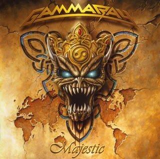 Majestic by Gamma Ray (2005-09-22)