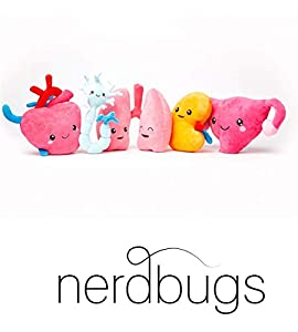 nerdbugs Lung Plush - We Be-Lung Together! #2