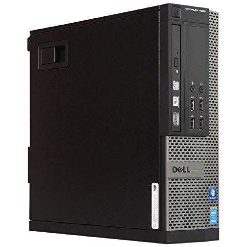 中古パソコン Windows10 デスクトップ 一年保証 DELL OptiPlex7020 SFF Core i5 4690 3.5(~最大3.9)GHz MEM:8GB HDD:500GB DVDマルチ Win10Pro64Bit