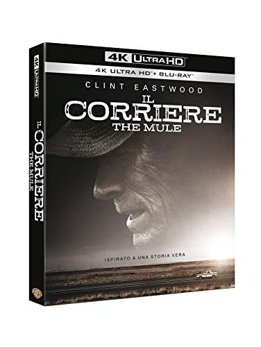 Il Corriere  - The Mule (4K Ultra Hd +Blu-Ray) [Italia] [Blu-ray]