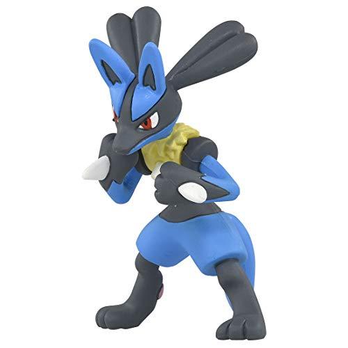TAKARA TOMY Pokemon Monster Collection Moncolle MS-10 Lucario Action Figure