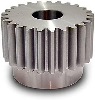 Boston Gear YF201 Spur Gear, Steel, Inch, 10 Pitch, 1.000