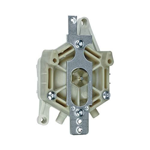 Bosch Siemens 10004109 ORIGINAL Gehäuse-Unterteil mit Gummimembrane z.T. DZ18 DZ21 DZ24 DG12 DG18 DG21 DG24 DH10 DH12 DH18 DH1T DH20 DH21 DH24 DH75 DH80 Durchlauferhitzer Heißwassergerät