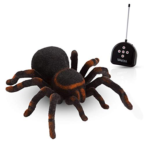 Spider Toy Realistic 8 Inch Tarantula Animal Figures
