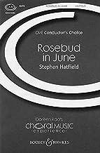 Rosebud In June Ssatb