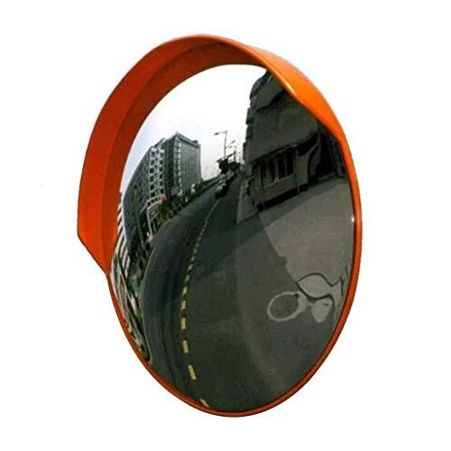 Jiamuxiangsi Verkeersspiegel veiligheid Convex verkeer spiegel PC anti-druppel waterdicht en duurzaam lager Lane Garage blinder vlek spiegel