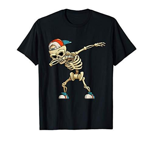 Chemise De Hanche à tête de mort Hip Hop T-Shirt