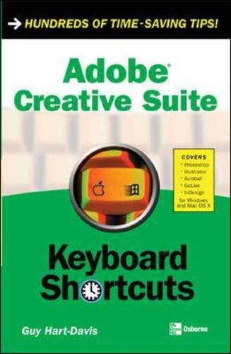 Adobe Creative Suite: Keyboard Shortcuts