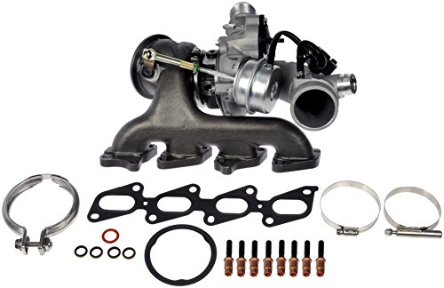 Dorman 667-203 Turbocharger for Select Buick / Chevrolet Models