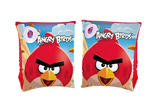 Manguitos Hinchables Bestway Angry Birds