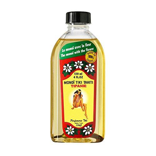 Monoi Tipanie 120 ml Körperöl mit Frangipani Duft