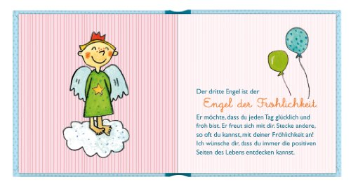 Zehn Englein wünsch ich dir!: Geschenktäschchen mit Buch und Schutzengelpuppe - 3