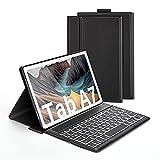Beleuchtete Tastatur Hülle für Samsung Galaxy Tab A7 10.4
