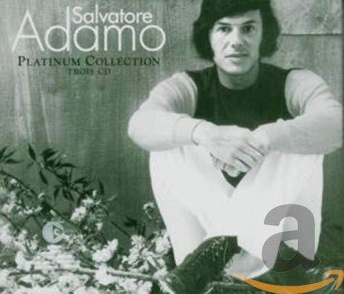 Platinum Collection : Adamo Salvatore (Coffret 3 CD)