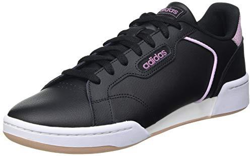 adidas ROGUERA, Scarpe da Ginnastica Donna, Core Black/Core Black/Halo Ivory, 38 EU