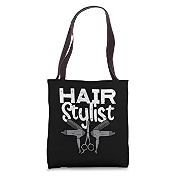 Hair Stylist Tools Hairdressing Hairdresser Barber Gift Tote Bag