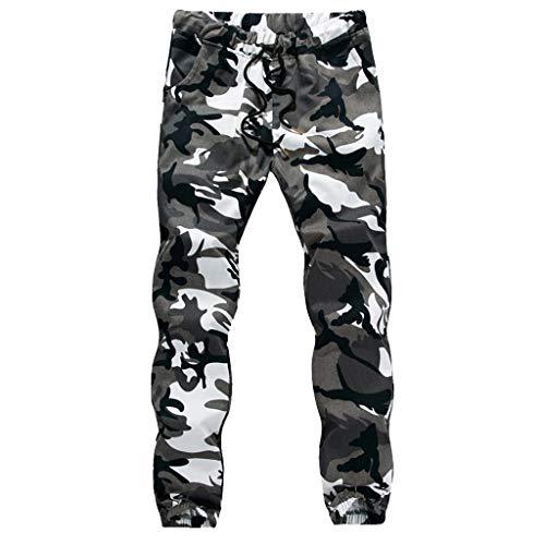 Overdose Pantalon Pesquero Hombre Pantalon Militar Hombre