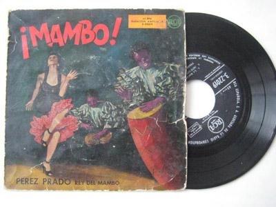 Antiguo Vinilo - Old Vinyl : PÉREZ PRADO REY DEL MAMBO: Vida,...