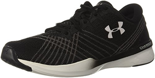 Under Armour UA W Threadborne Push TR, Zapatillas de Deporte para Mujer, Negro (Black 004), 38.5 EU