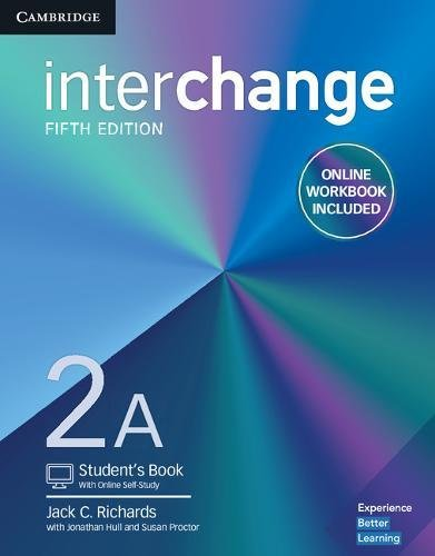 Interchange 5Ed 2 Student Book a With /Online Self-Study and Online Work Book