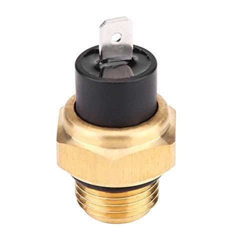 Interruptor de ventilador de refrigerante del radiador Interruptor de ventilador térmico para Hon-da VFR700F VFR750F VFR800 VTR1000F VT600 VT750 VT1100 37760-MT2-003