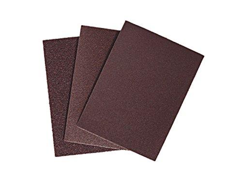 Fein Schleifpapier für Profil-Schleif Set, VE 25, Korn 80, 63717217016