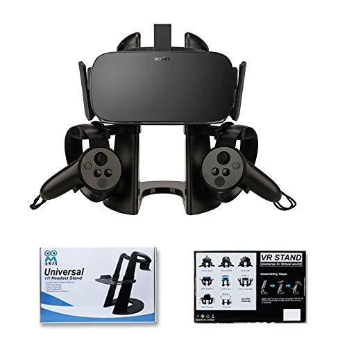 KT-CASE VR - Soporte para auriculares Oculus Quest, Oculus GO/Oculus Rift/Oculus Rift S/HTC Vive Pro/HTC Vive