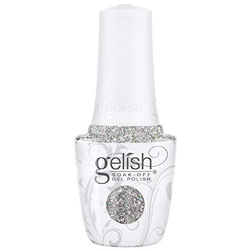 Gelish Vernis Gel Harmony Sprinkle Of Twinkle Silver Glitter