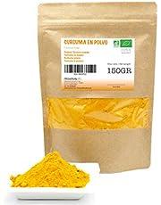 FRISAFRAN - Curcuma in polvere biologica (150Gr)