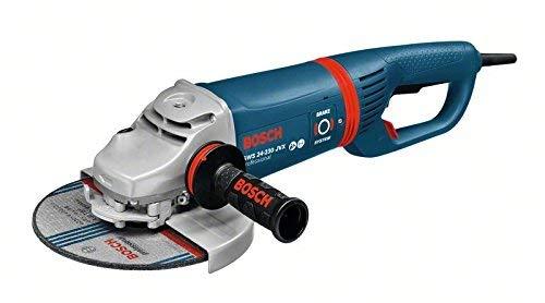 Bosch GWS 24-230 JVX - Winkelschleifer (6500 RPM, AC, 2400 W, 23 cm, 6,6 kg)