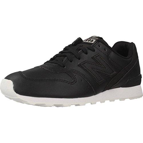New Balance, Zapatillas Mujer, Negro (Black Wr996srb), 37 EU