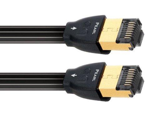Audioquest Pearl RJ/E High Speed Ethernet CAT7 Netzwerkkabel, 1.50m