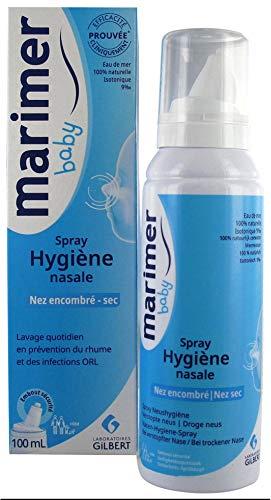 Baby hygiène nasale spray isotonique 100 ml