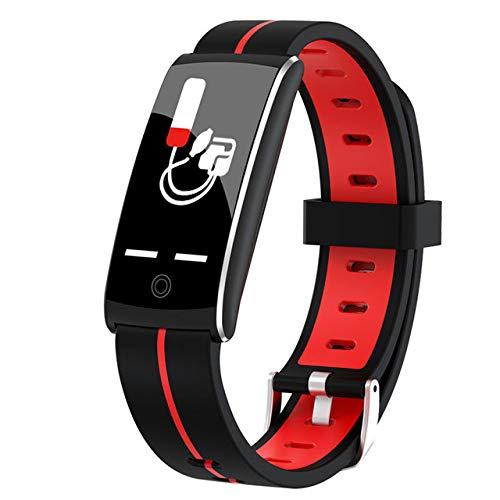 MOLINB Slim horloge Slimme armband Bloeddrukmeting voor dameshorloge Sport Hartslagmeter Fitnessarmband van bandhorloge