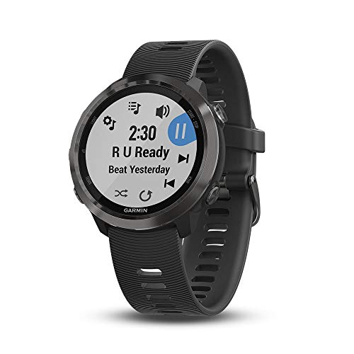 Garmin 010-01863-22 Forerunner 645 Music, GPS Running Watch with Pay Contactless Payments,...