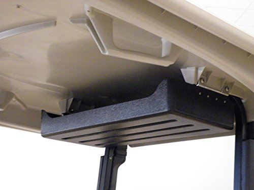 Yamaha Drive Rear Overhead Storage Tray (FITS All Current and Previous Generation Yamaha Drive CARTS with Standard Factory ROOF)