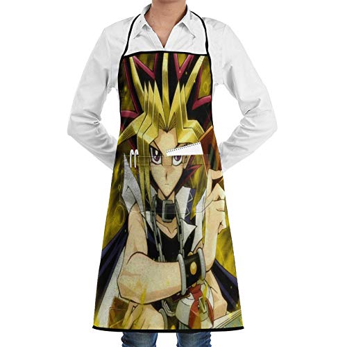 XCNGG Delantal de cocina Unisex Bib Apron with Pockets Winnie The Pooh and Tigger Waterproof Chef Aprons for Cooking,Home Kitchen,Restaurant,BBQ,Painting,Coffee House for Christmas Stocking Stuffer,Th