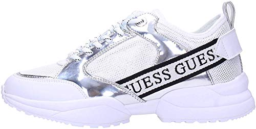 Guess Sneaker Low Breeta Weiss Damen - 40 EU