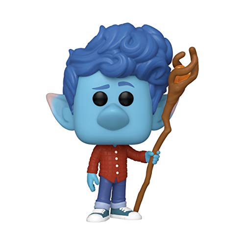 Funko- Pop Disney: Onward-Ian w/Staff Collectible Toy, Multicolor (45584)
