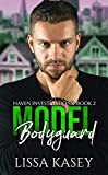 Model Bodyguard: MM Mystery Romance (Haven Investigations Book 2)