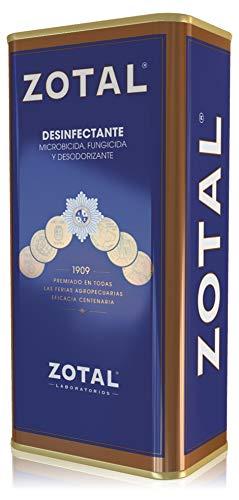 Zotal Desinfectante, Fungicida Y Desodorizante 415Ml