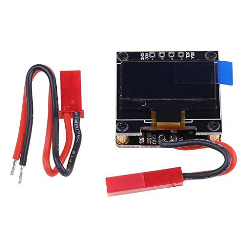 Hardware Pinhaijing Portable Spectrum Analyzer High Sensitivity 2.4G Band OLED Display Tester Meter