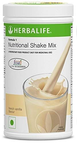 Herbalife Formula 1 Shake 500g Weight Loss - (French Vanilla)