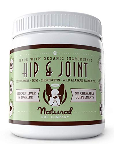 Top 10 best selling list for natural glucosamine supplement for dogs
