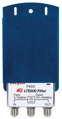 Labgear F4GO - Filtro 4G con conector F para televisión (importado)