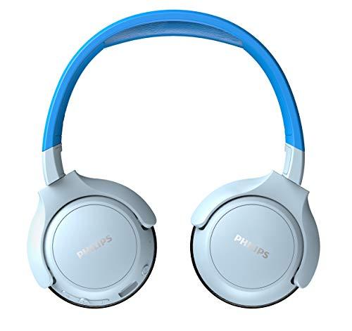 Philips Children's Headphones KH402BL/00 Wireless On Ear Headphones...